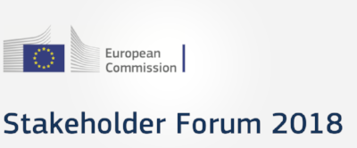Digitising European Industry Stakeholder Forum 2018