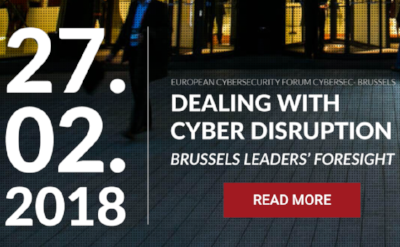 CYBERSEC – BRUSSELS LEADERS` FORESIGHT 2018