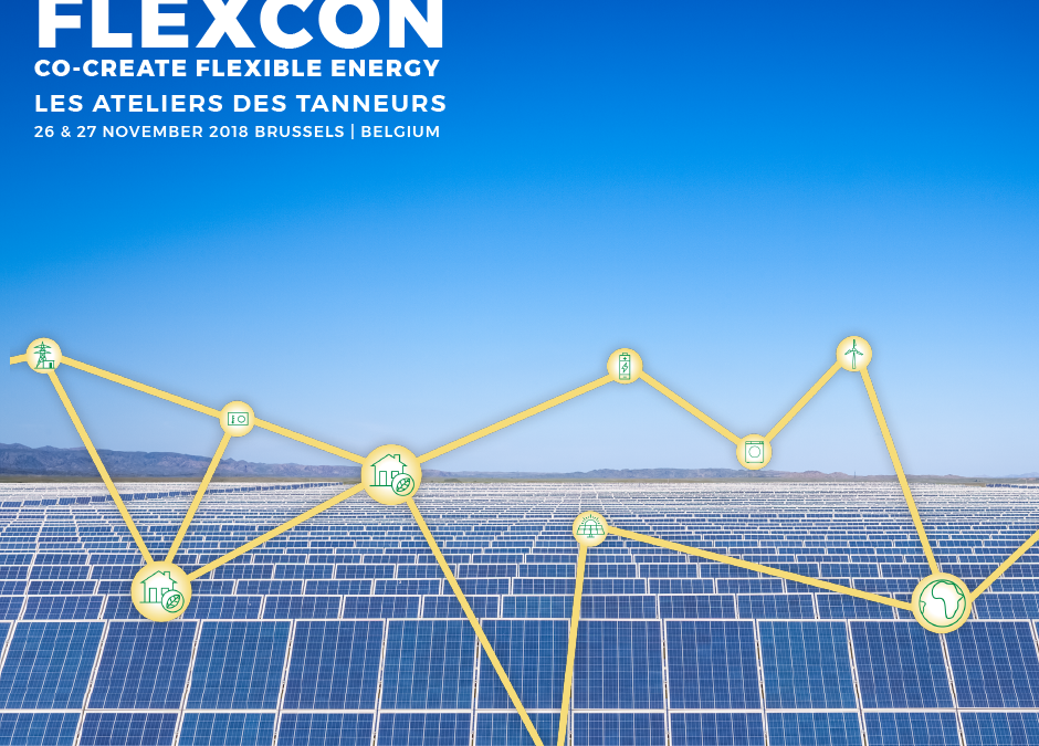 Flexcon 2018 conference, 26&27 November, Brussels